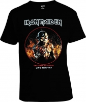 Футболка Iron Maiden The Book Of Souls Live Chapter