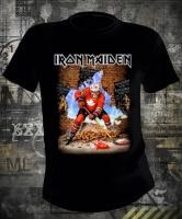 Футболка Iron Maiden Toronto