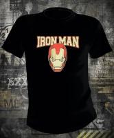 Iron Man Mask Gold