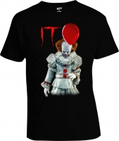 Футболка It Pennywise With Balloon Stephen King