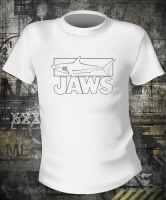 Футболка Jaws Line Shark