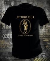 Футболка Jethro Tull Living In The Past
