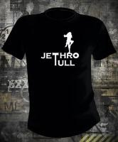 Футболка Jethro Tull Logo