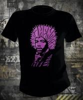 Футболка Jimi Hendrix Hair Type
