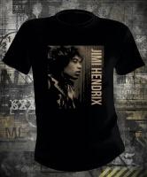Футболка Jimi Hendrix Seated On Black