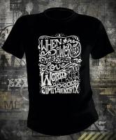 Футболка Jimi Hendrix Typography