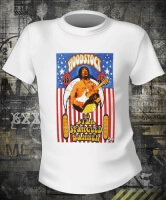 Футболка Jimi Hendrix Woodstock