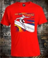 Футболка Joe Satriani Surfing With the Alien