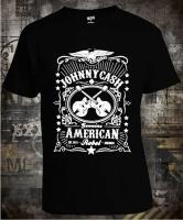 Футболка Johnny Cash American Rebel