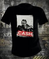 Johnny Cash Church Red