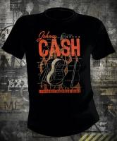 Футболка Johnny Cash Legendary American Music