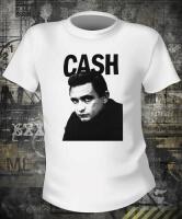 Футболка Johnny Cash Portrait