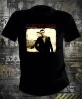 Футболка Johnny Cash Standing Tall Vintage