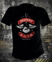 Johnny Cash Wings Ribbon
