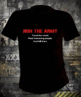 Футболка Join the army
