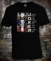 Футболка Joker Actors Heroes