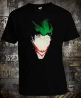 Футболка Joker Smile Batman Logo