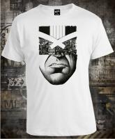 Judge Dredd Face