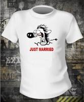 Футболка Just Married