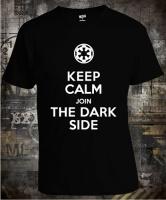 Футболка Keep Calm Dark Side