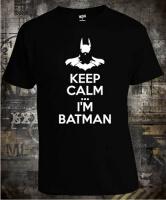 Футболка Keep Calm I'm Batman