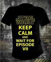 Футболка Keep Calm Star Wars