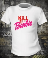 Футболка Kill Barbie