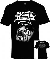 King Diamond Face