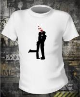 Футболка Kiss