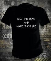 Футболка Kiss The Boys