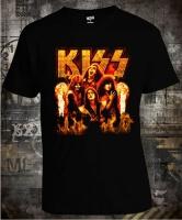 Kiss in Fire