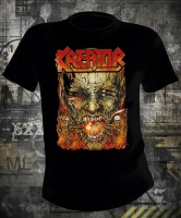 Футболка Kreator Demon