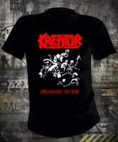Футболка Kreator Pleasure to Kill