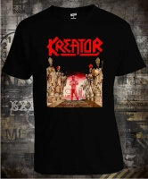 Футболка Kreator Terrible Certainty
