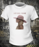Футболка Lady Gaga Joanne Profile
