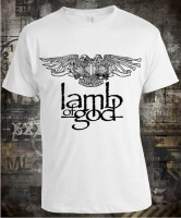 Lamb of God Eagle Drum