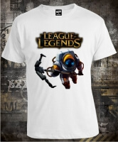 Футболка League Of Legends