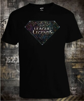Футболка League of Legends Logo