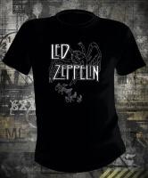 Футболка Led Zeppelin Angels