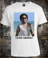 Lenny Kravitz Smile
