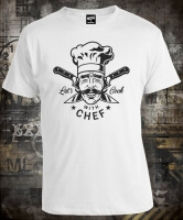 Футболка Let's Cook with Chef