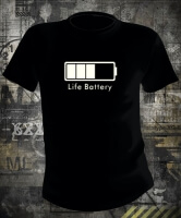 Футболка Life Battery