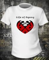 Футболка Life Of Agony Heart