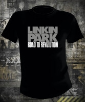 Футболка Linkin Park Road To Revolution