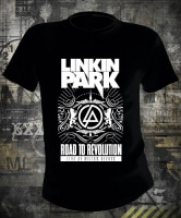Футболка Linkin Park Road To Revolution муж M