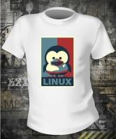 Футболка Linux Hope