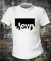 Футболка Love Fuck