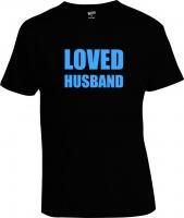 Футболка Loved husband