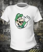 Футболка Luigi Mario