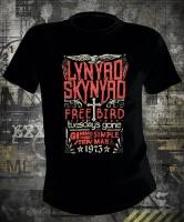 Футболка Lynyrd Skynyrd 1973 Hits